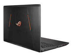 ноутбуки ASUS GL753VD-GC011T