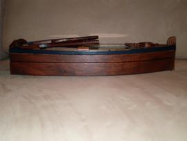 Ключница-лодка 3