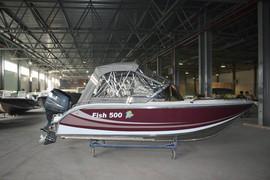 Продаем катер (лодку) Корвет 500 Fish 2