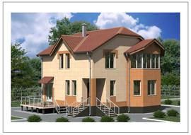 Проектирование домов и коттеджей по всей России 2