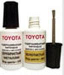 Подкраска сколов Toyota. Все коды краски Toyota.