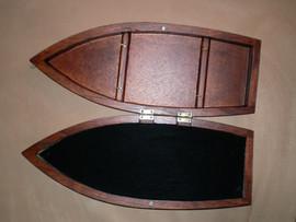 Ключница-лодка 2