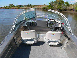 Продаем лодку (катер) Quintrex 475 Coast Runner 5