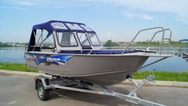 Продаем катер (лодку) Berkut L-TwinConsole 2