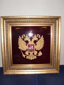 Герб РФ на заказ