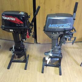 Корейские лодочные моторы по ценам производителя. Гарантия 5 лет 2