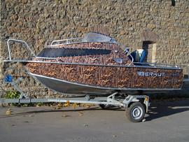Продажа катеров Беркут LHT, организуем доставку по России 9
