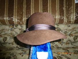 Шляпа женская 2