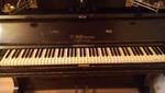 Пианино старинное