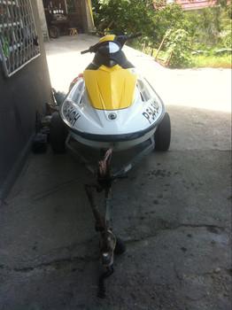 Продаю гидроцикл Bombardir Gti 4tec 130 2
