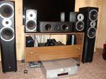 акустика 5.1 Sven Hp-830 + Res. Panasoniс SA-HE70