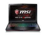 MSI GE62VR 6RF(Apache Pro)-221XFR