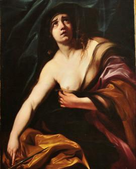 Lucrezia - Giacinto Brandi