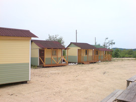 Сдаются домики у моря В Ливадии