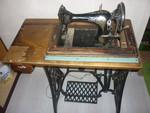 Швейная машинка Haid and Neu конец 19 века