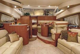 Продается моторная яхта Silverton 43 3