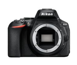 цифровые фотоаппараты Nikon D5600 + AF-P DX 18-55mm + AF-P DX 70-300mm