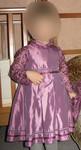 Платье нарядное р-р 74-86