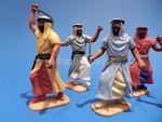 солдатики 1/32 Timpo Арабы пешие №38 тридцать восемь