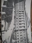 1924 год. Здание старого Московского университета. Постройка 178