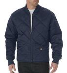 Куртка мужская стёганая Dickies Diamond Quilted Dark Navy