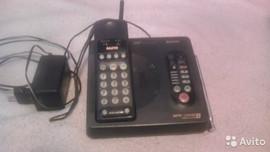 Sanyo CLA 1055км Дальнобойный радиотелефон до 25 км. 3