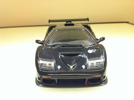 Модель LAMBORGHINI DIABLO GTR Black 1 18 Auto Art 6