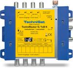 TechniSat TechniRouter 5/1x8 Kaskade