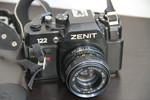 Фотоаппарат Зенит-122 с объективом МС Гелиос-44М-7