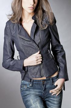 Женские Кожаные Куртки Известных Брендов Купить