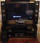 Акустическая система CANTON с аудиоусилителем Yamaha RX-V663 (HT