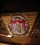 Антикварное пианино концертного типа Ed.Seiler № 32748, 1904 год
