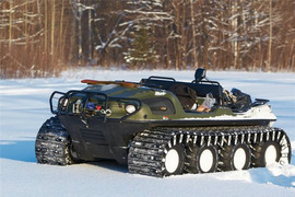 Снегоболотоход ARGO 8*8 Avenger 750 EFI Продаю. Самара