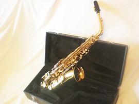Тема: продам Альт саксофон Jupiter SAS - 767 полупроф 4
