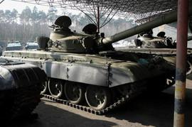 Танк T-72 в хорошем состоянии 2