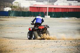 Квадроцикл Linhai-Yamaha 500cc Red по летней акции 5
