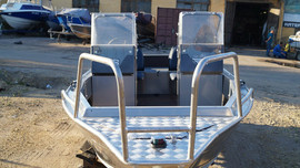 Продаем лодку (катер) Berkut S-TwinConsole 5
