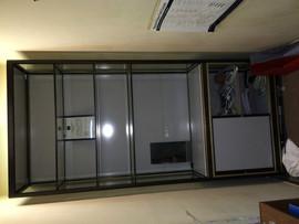 Продам бу торговые витрины 2