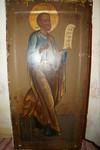 Храмовая икона из пророческого ряда Св. пророка Елисея. Россия.