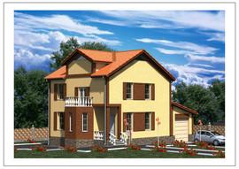 Проектирование домов и коттеджей по всей России 3
