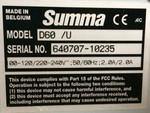 Режущий плоттер Summacut D60U Бельгия