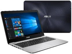 ноутбуки ASUS X556UQ-XO760D