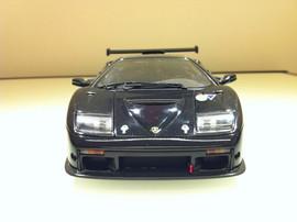 Модель LAMBORGHINI DIABLO GTR Black 1 18 Auto Art 5