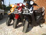 Продам скутер Yamaha BWS