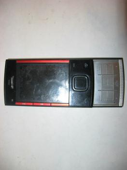 Nokia X3-00 Red 2
