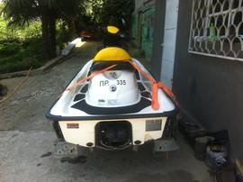 Продаю гидроцикл Bombardir Gti 4tec 130 3