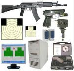 Оборудование для интерактивного тира ИЛТ-110 «Кадет-1»
