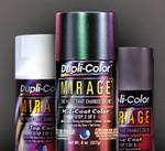 Аэрозольные автомобильные краски и покрытия Dupli-Color.