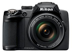 цифровые фотоаппараты Nikon P500