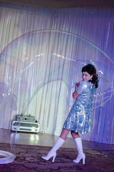 Шоу мыльных пузырей для взрослых и детей 2